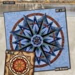 Mariner's Compass TOM